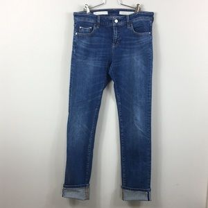 Pilcro and the Letter Press Parallel Jeans 29